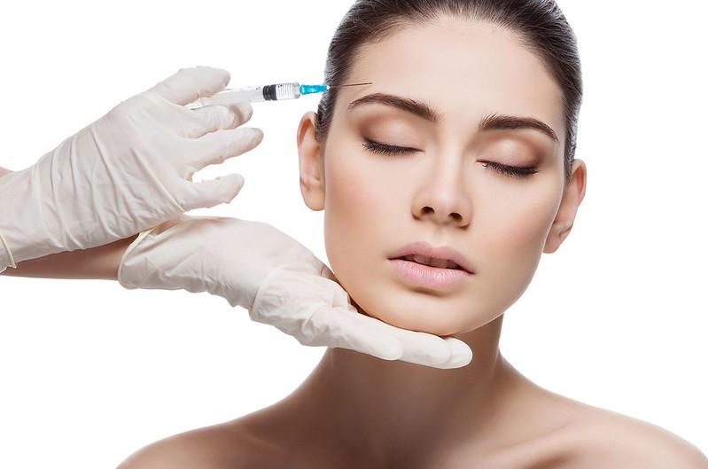 ostrzykiwanie botoxem